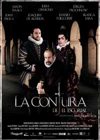 The El Escorial Conspiracy - 27 x 40 Movie Poster - Style A