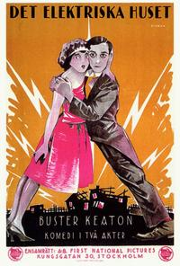 The Electric House - 27 x 40 Movie Poster - Foreign - Style A