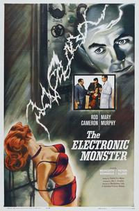 The Electronic Monster - 43 x 62 Movie Poster - Bus Shelter Style A