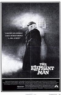 The Elephant Man - 11 x 17 Movie Poster - Style A