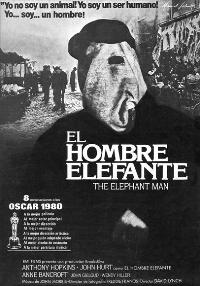 The Elephant Man - 11 x 17 Movie Poster - Spanish Style A
