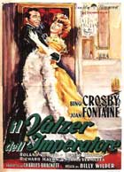 The Emperor Waltz - 11 x 17 Movie Poster - Italian Style A