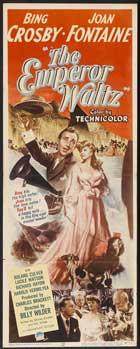 The Emperor Waltz - 14 x 36 Movie Poster - Insert Style A