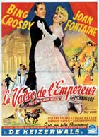 The Emperor Waltz - 11 x 17 Movie Poster - Belgian Style A