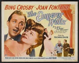 The Emperor Waltz - 11 x 14 Movie Poster - Style A