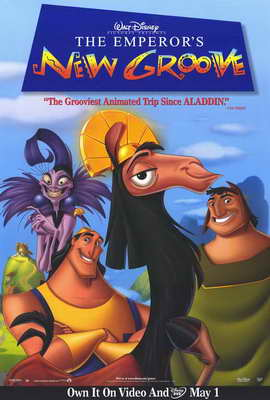 Emperor's New Groove, The - 27 x 40 Movie Poster - Style A