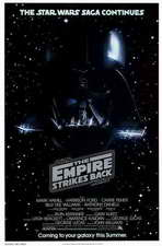 The Empire Strikes Back - 11 x 17 Movie Poster - Style B
