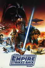The Empire Strikes Back - 11 x 17 Movie Poster - Style C