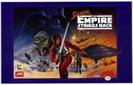 The Empire Strikes Back - 11 x 17 Movie Poster - Style J