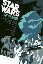 The Empire Strikes Back - 27 x 40 Movie Poster - Style D