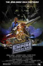 The Empire Strikes Back - 11 x 17 Movie Poster - Australian Style A