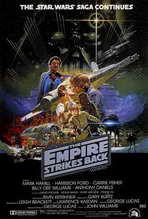 The Empire Strikes Back - 27 x 40 Movie Poster - Australian Style A