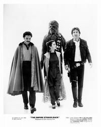 The Empire Strikes Back - 8 x 10 B&W Photo #1