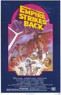 The Empire Strikes Back - 11 x 17 Movie Poster - Style D
