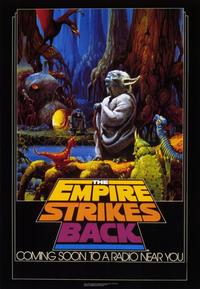 The Empire Strikes Back - 11 x 17 Movie Poster - Style H