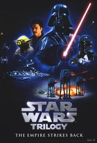 The Empire Strikes Back - 11 x 17 Movie Poster - Style K