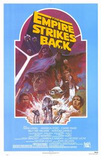 The Empire Strikes Back - 11 x 17 Movie Poster - Style L