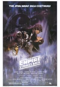 The Empire Strikes Back - 43 x 62 Movie Poster - Bus Shelter Style B