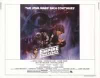 The Empire Strikes Back - 22 x 28 Gallery Print - Style A