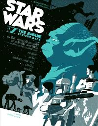 The Empire Strikes Back - 11 x 17 Movie Poster - Style W