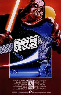 The Empire Strikes Back - 27 x 40 Movie Poster - Style H