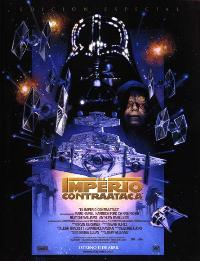 The Empire Strikes Back - 11 x 17 Movie Poster - Spanish Style B