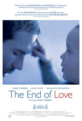 The End of Love - 11 x 17 Movie Poster - Style A