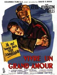 The End of the Affair - 11 x 17 Movie Poster - French Style B