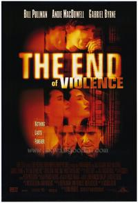 The End of Violence - 27 x 40 Movie Poster - Style A
