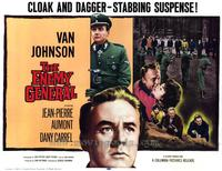 The Enemy General - 27 x 40 Movie Poster - Style C