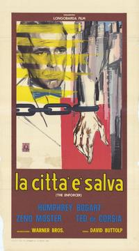 Enforcer, The - 27 x 40 Movie Poster - Italian Style A