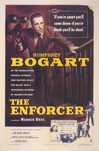 Enforcer, The - 11 x 17 Movie Poster - Style A