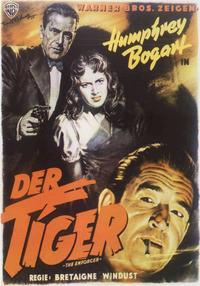 Enforcer, The - 11 x 17 Movie Poster - German Style H