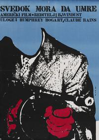 Enforcer, The - 27 x 40 Movie Poster - Polish Style C