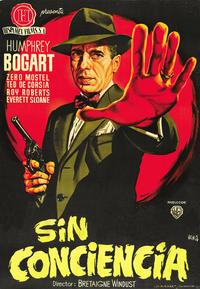Enforcer, The - 27 x 40 Movie Poster - Spanish Style D