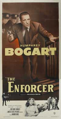 Enforcer, The - 41 x 81 3 Sheet Movie Poster - Style A
