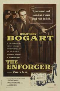 Enforcer, The - 27 x 40 Movie Poster - Style B