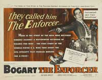Enforcer, The - 22 x 28 Movie Poster - Half Sheet Style A