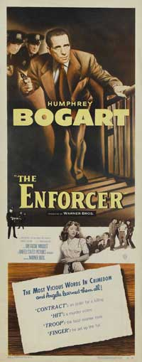 Enforcer, The - 14 x 36 Movie Poster - Insert Style A
