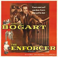 Enforcer, The - 40 x 40 - Movie Poster - Style A
