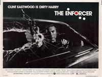 The Enforcer - 11 x 14 Movie Poster - Style A