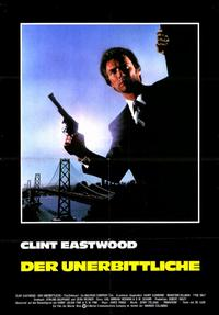 The Enforcer - 11 x 17 Movie Poster - German Style A