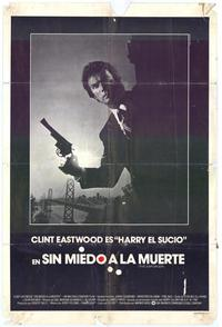 The Enforcer - 11 x 17 Movie Poster - Spanish Style A