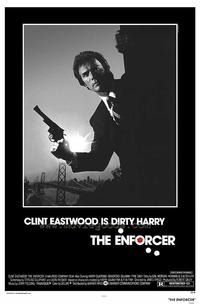 The Enforcer - 43 x 62 Movie Poster - Bus Shelter Style A