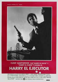 The Enforcer - 11 x 17 Movie Poster - Spanish Style B