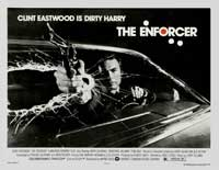 The Enforcer - 30 x 40 Movie Poster UK - Style A