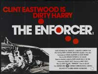 The Enforcer - 30 x 40 Movie Poster UK - Style B
