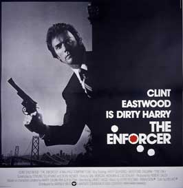 The Enforcer - 11 x 14 Movie Poster - Style B