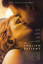 The English Patient - 11 x 17 Movie Poster - Style C