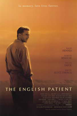 The English Patient - 11 x 17 Movie Poster - Style B
